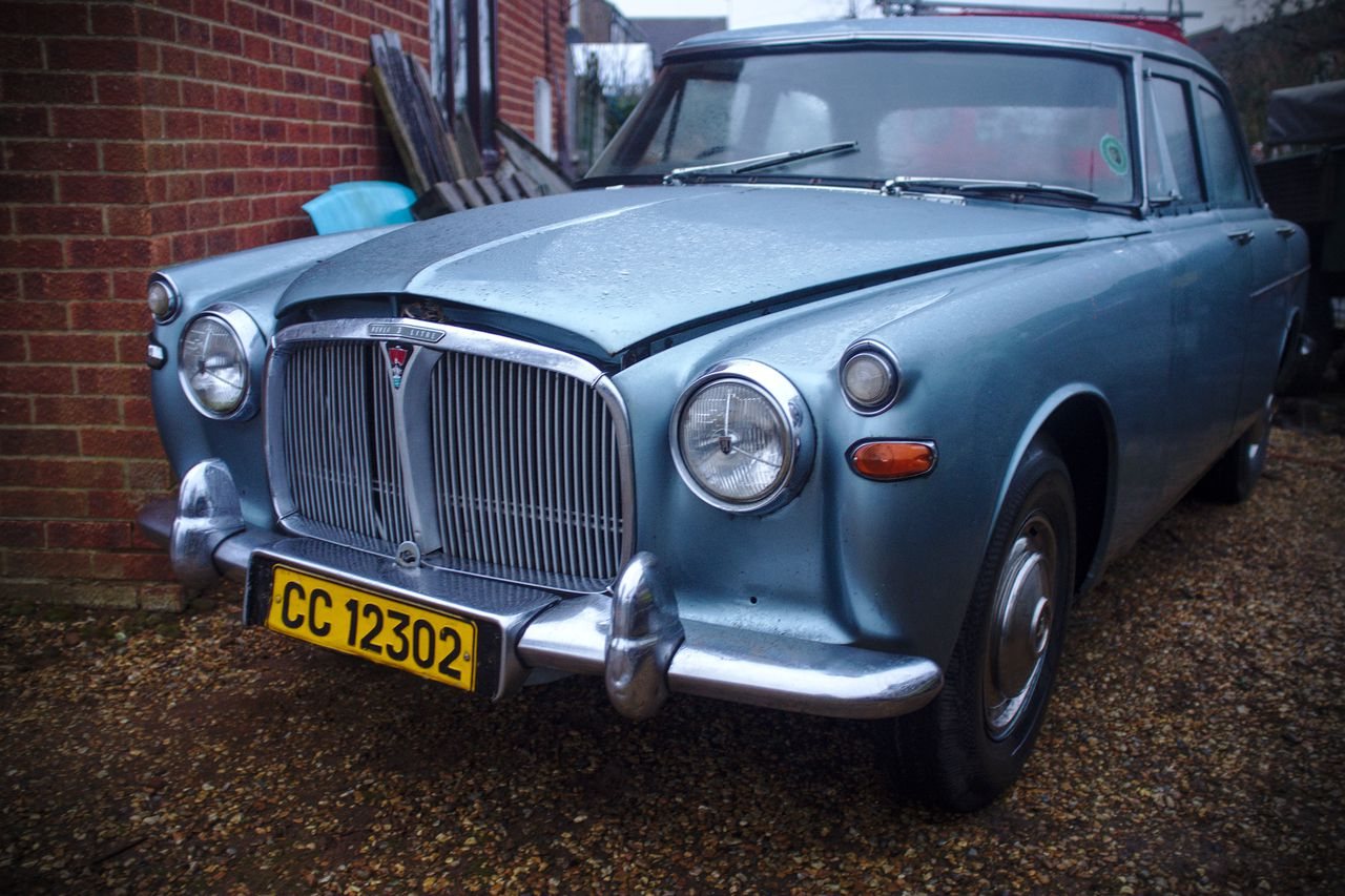 1964 Rover P5 3 Litre