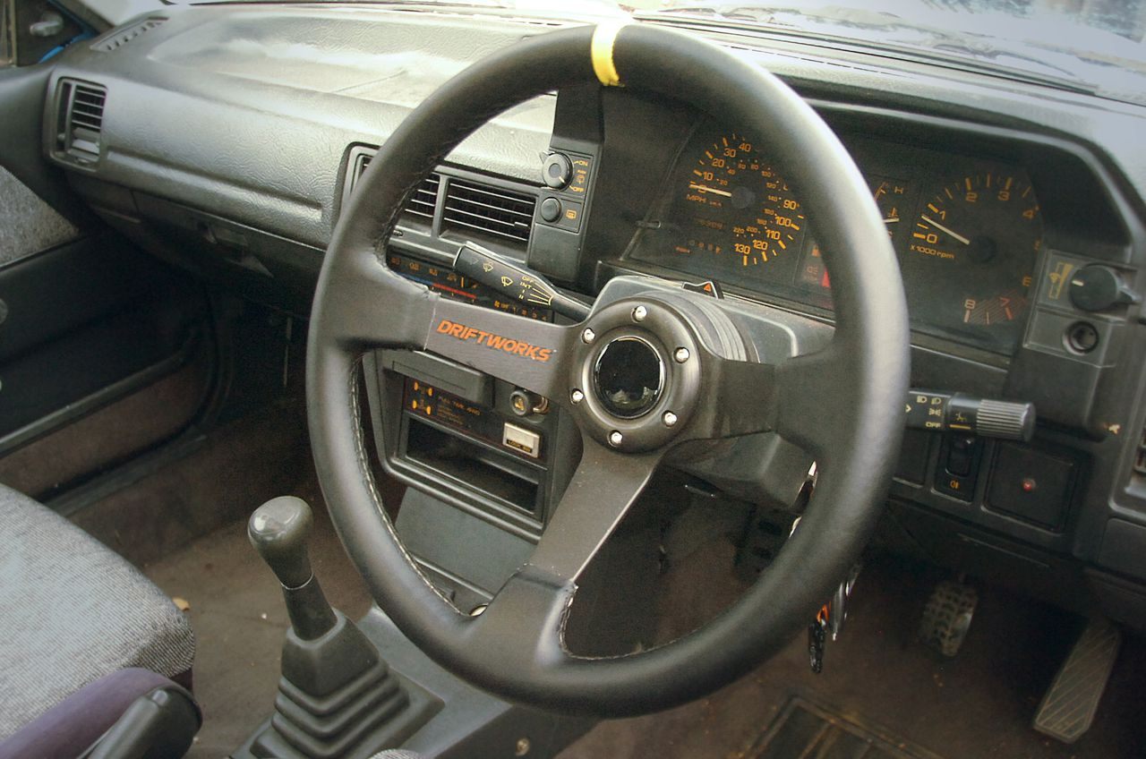 My steering wheel pointing straight, when the car is pointing straight!