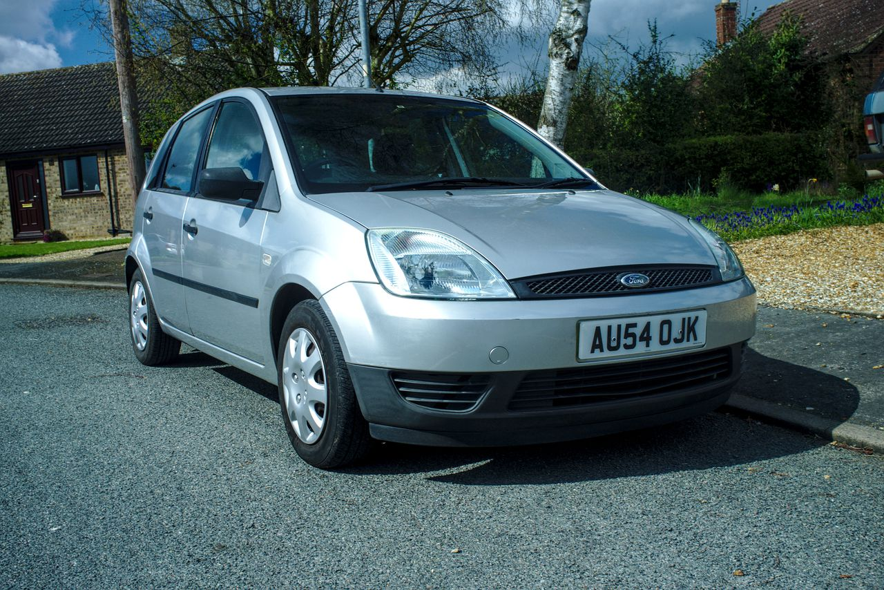 Ford Fiesta Mark 5 1.4 LX